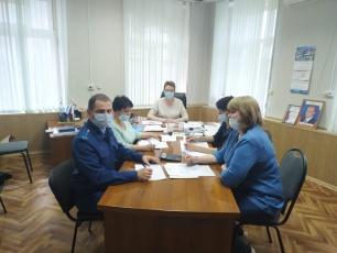 Состоялось очередное заседание рабочей группы по снижению неформальной занятости на территории Вольского района