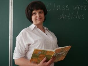 Вольчанка Екатерина Полякова среди 12 финалистов конкурса «Учитель года - 2021»