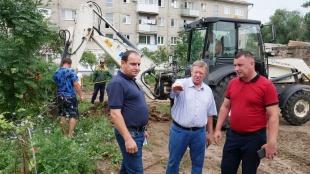 В Вольске решаются вопросы благоустройства, важные для жителей