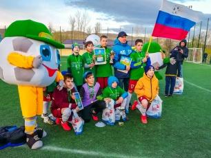 В Вольске прошел Фестиваль дворового футбола «Метрошка»