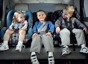 Госавтоинспекция проводит профилактическое мероприятие «Жизнь юного пассажира – ответственность родителей!»