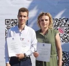 Благодаря победе в конкурсе вольский школьник получил целевое направление в ВУЗ