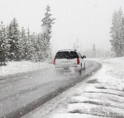 ГИБДД призывает водителей к осторожности на дорогах