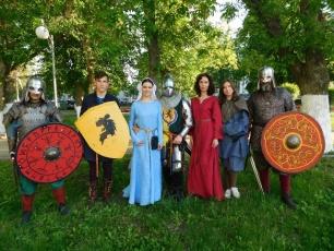 «Ночь музеев» в Вольске: квесты, битвы на мечах и загадки флоры и фауны
