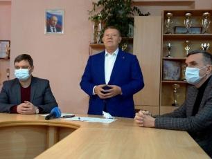 В Вольске заключено соглашение районной больницы с саратовским медуниверситетом