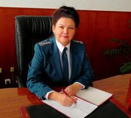 Поздравление начальника Межрайонной ИФНС России №3 с Днем работника налоговых органов