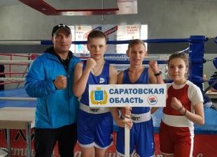 Боксёры Вольска приняли участие в соревнованиях в Волгоградской области