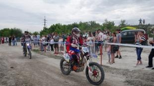 Вольский меловой карьер привлек чемпионов мотоспорта из Турции и Белоруссии