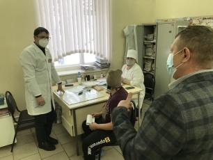 Сотрудничество районных больниц с медуниверситетом дает возможность жителям сел получить консультации профильных специалистов